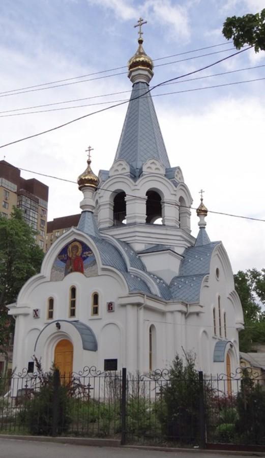 Церковь Св. Вмч Георгия Победоносца